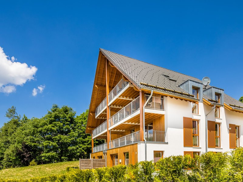 Spacious, modern apartment, ten minutes walk from the centre, holiday rental in Elkeringhausen