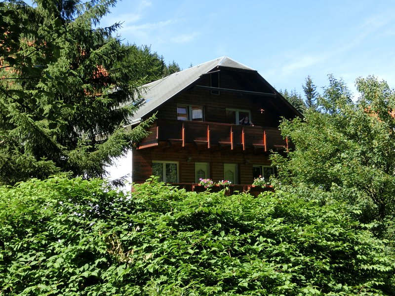 Cosy apartment in the middle of the Thuringian Forest with separate entrance and, location de vacances à Lauscha