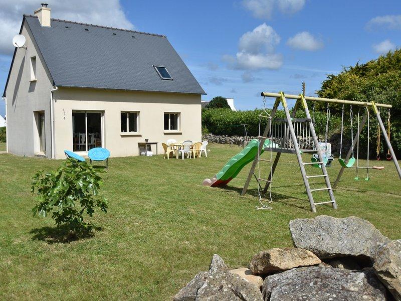 Luxurious Holiday Home in Plouhinec near Sea, alquiler de vacaciones en Audierne