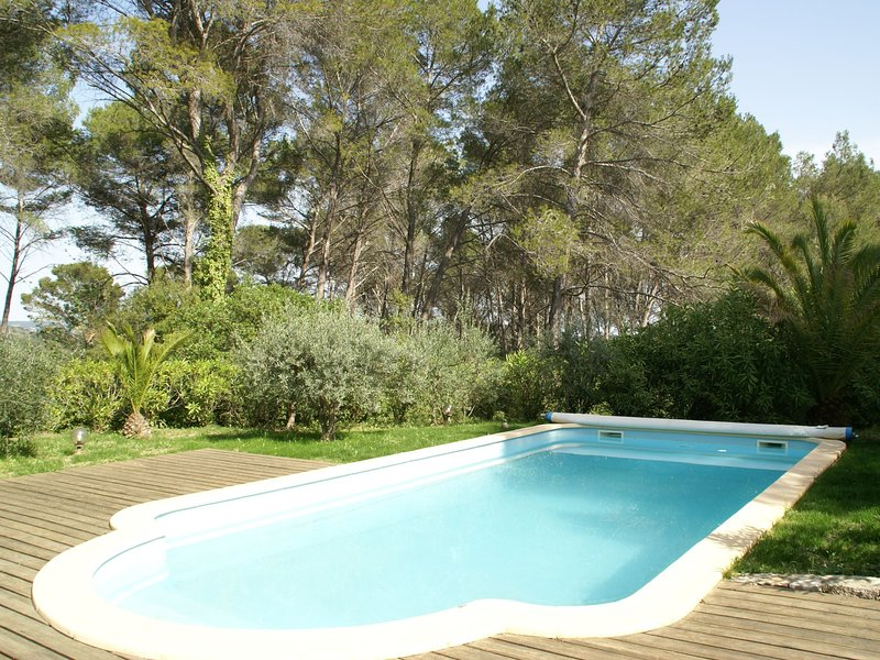 Spacious Holiday Home in Draguignan with large pool, casa vacanza a Flayosc
