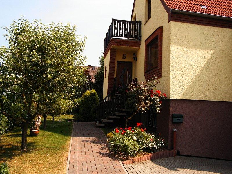 Luxury Apartment in Rerik Germany with Garden, holiday rental in Ostseebad Rerik