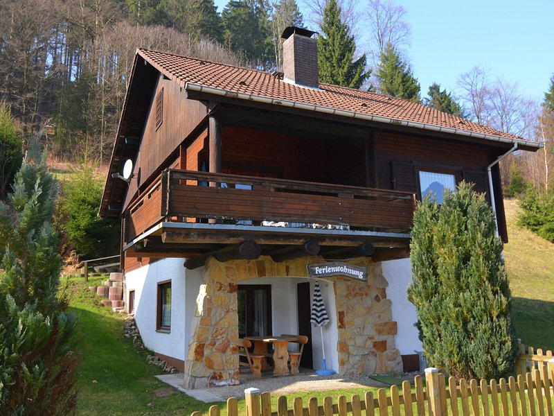 Detached holiday residence in the wonderfully beautiful Harz., location de vacances à Herzberg am Harz