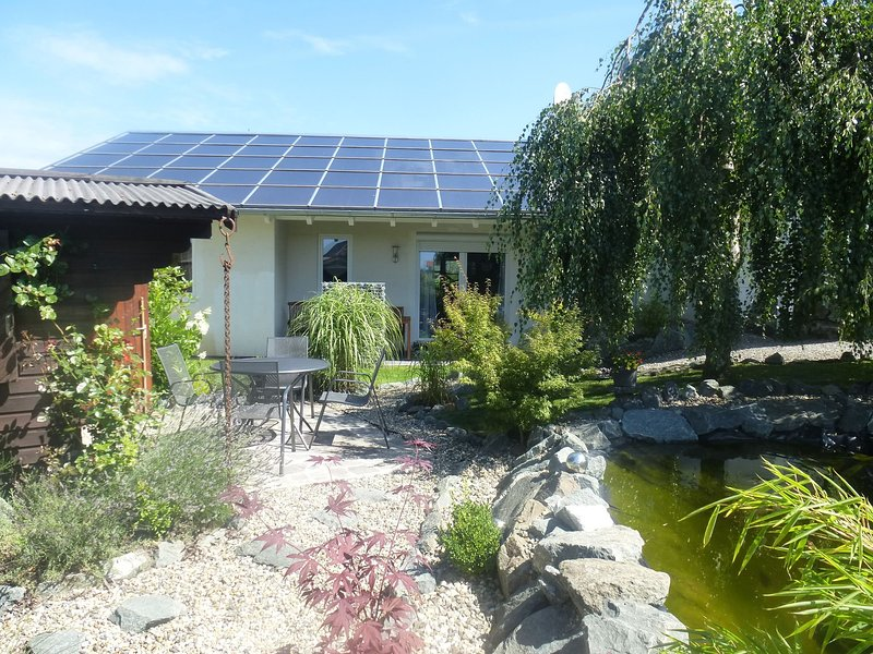 Cozy Holiday Home in Willersdorf with Sauna, holiday rental in Battenberg (Eder)