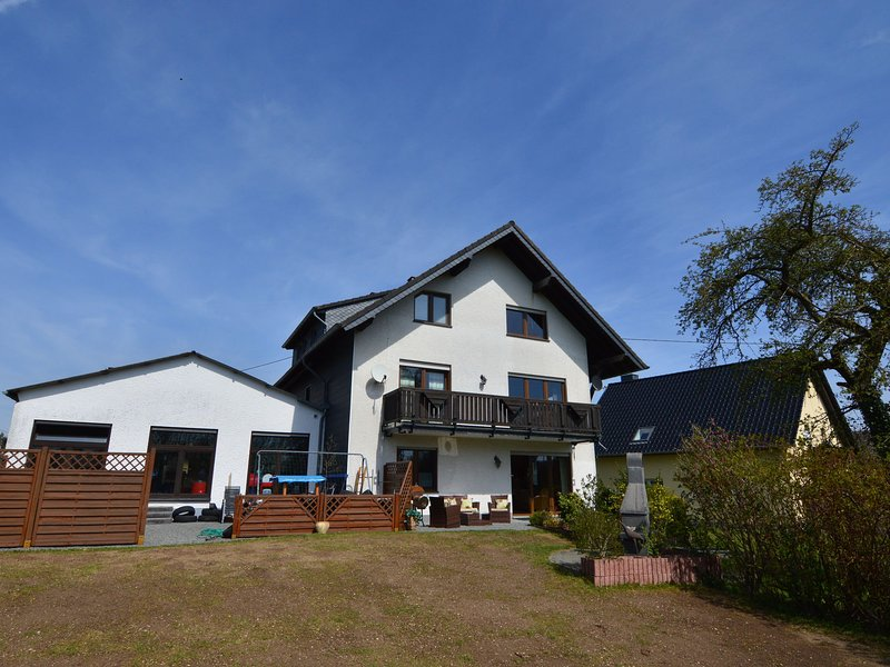 A modern holiday home not far from the Nürburgring., holiday rental in Wimbach