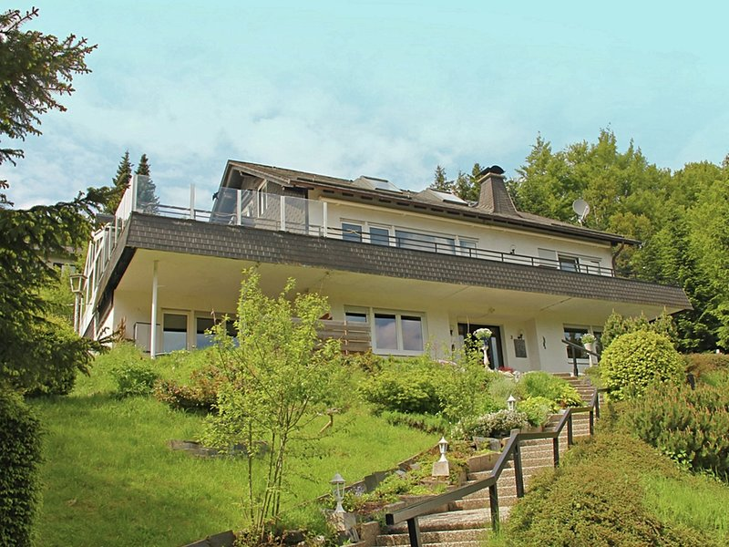 Villa with beautiful views in a quiet location on the outskirts of Willingen, holiday rental in Assinghausen