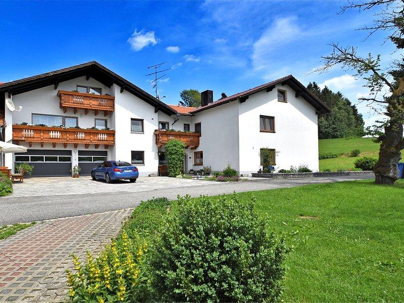 Cozy Apartment in   Sonnen Bavaria near Forest, location de vacances à Neureichenau