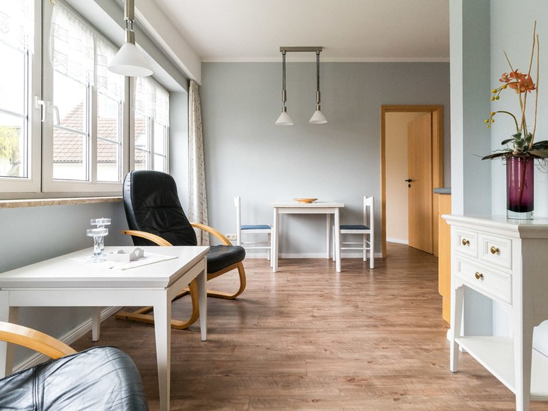 Luxurious Apartment in Wohlenberg with garden and barbecue, location de vacances à Wohlenberg