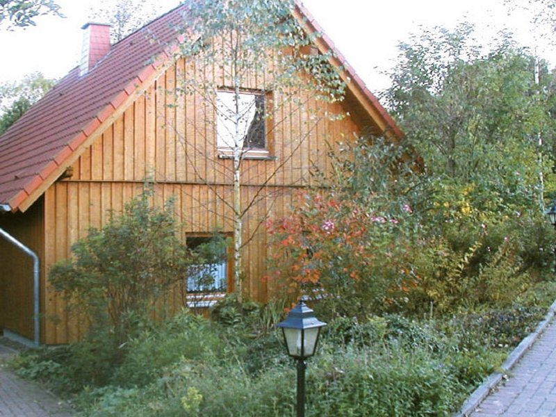Detached holiday home with a wood stove, in the Bruchttal – semesterbostad i Beverungen