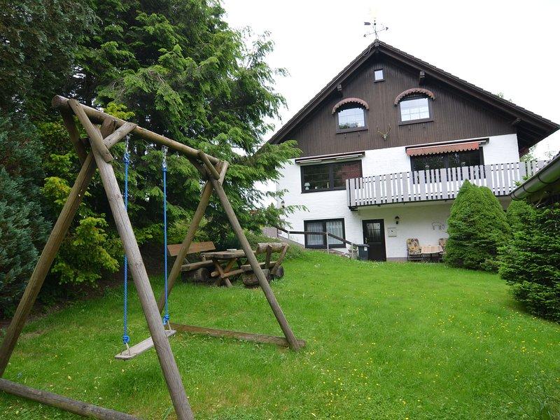 Alluring Apartment in Buntenbock near Ski Area, location de vacances à Bad Grund