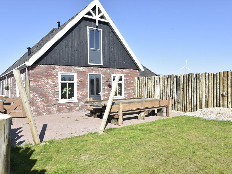Family home in rural location, close to the coast of Noord-Holland province, vacation rental in Anna Paulowna