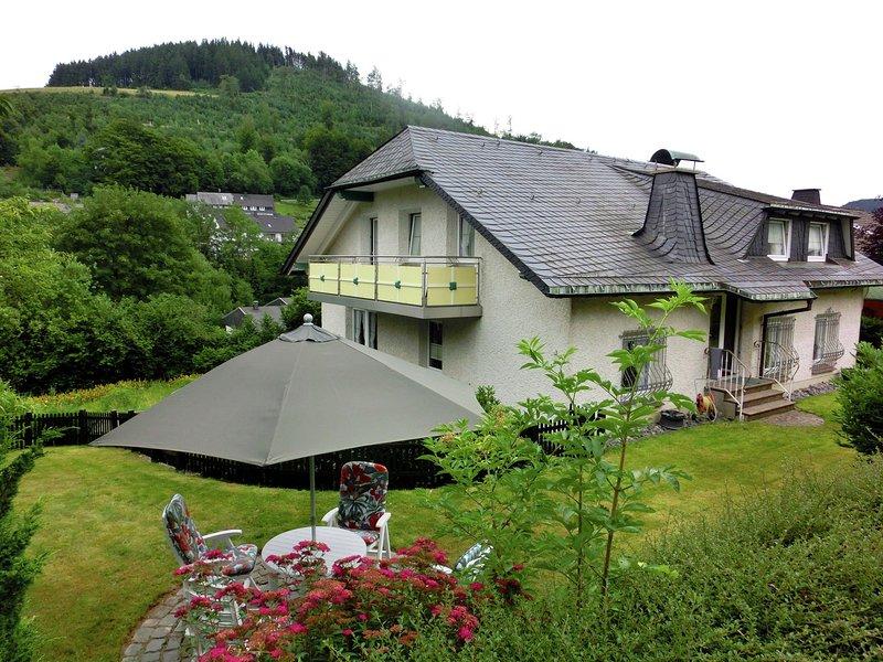 Modern Apartment in Schwalefeld Germany near Ski Area, location de vacances à Schwalefeld