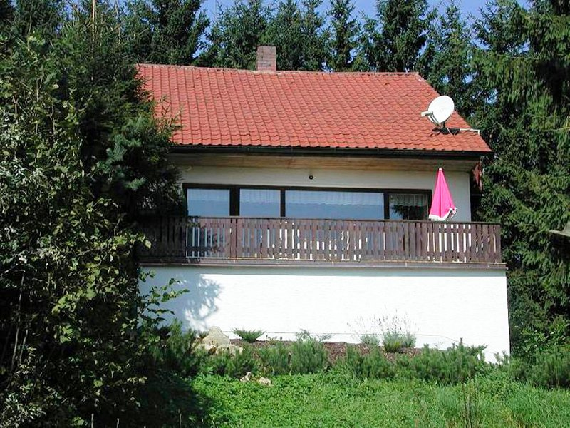 Cozy Pet-freindly Holiday Home in Tännesberg, holiday rental in Neustadt an der Waldnaab