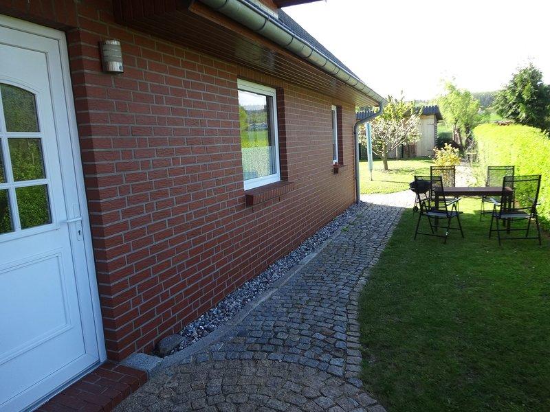 Idyllic Apartment in  Kühlungsborn Germany near Forest, holiday rental in Klein Bollhagen