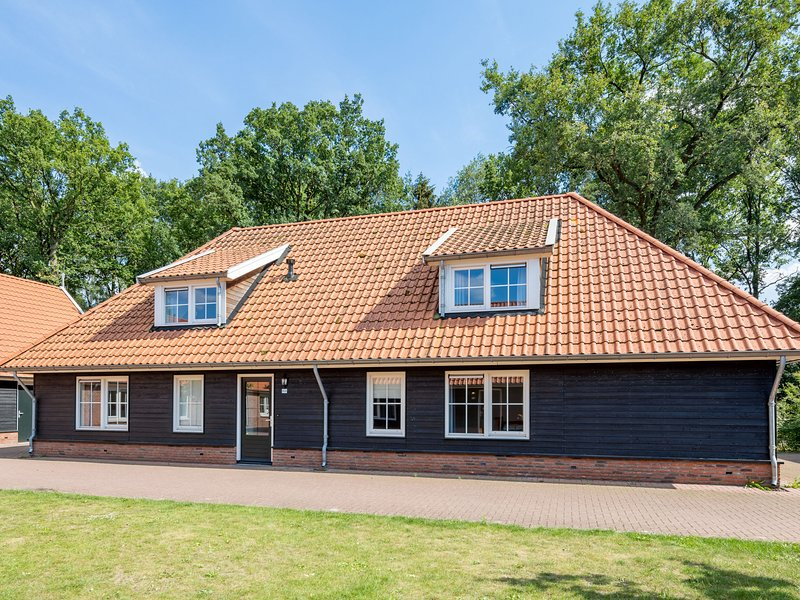 Spacious group home with whirlpool and washer, in Twente, holiday rental in Geesteren