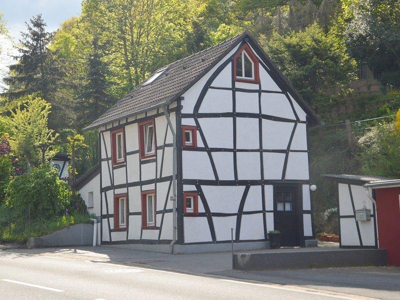 Welcoming Holiday Home near the Forest in Gemünd, location de vacances à Schleiden
