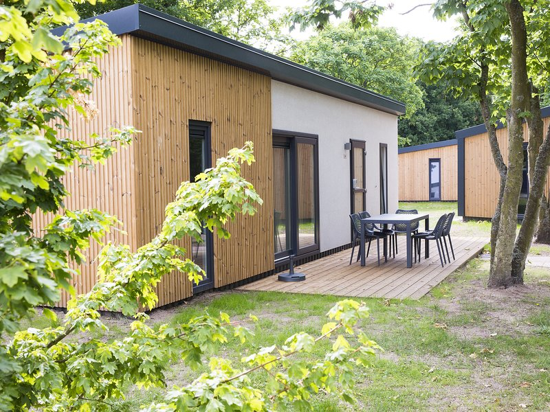 Modern chalet with dishwasher not far from the beach, holiday rental in Poeldijk