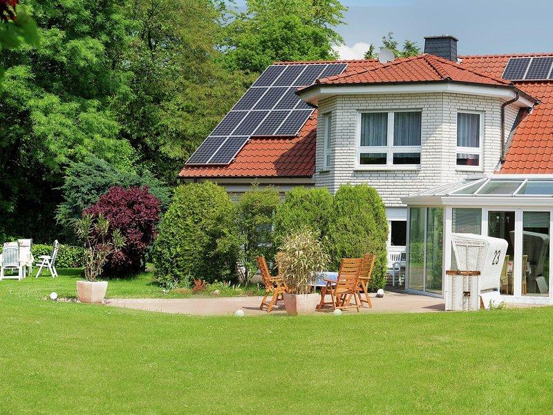 Furnished Apartment in Nieheim Germany near Forest, location de vacances à Steinheim
