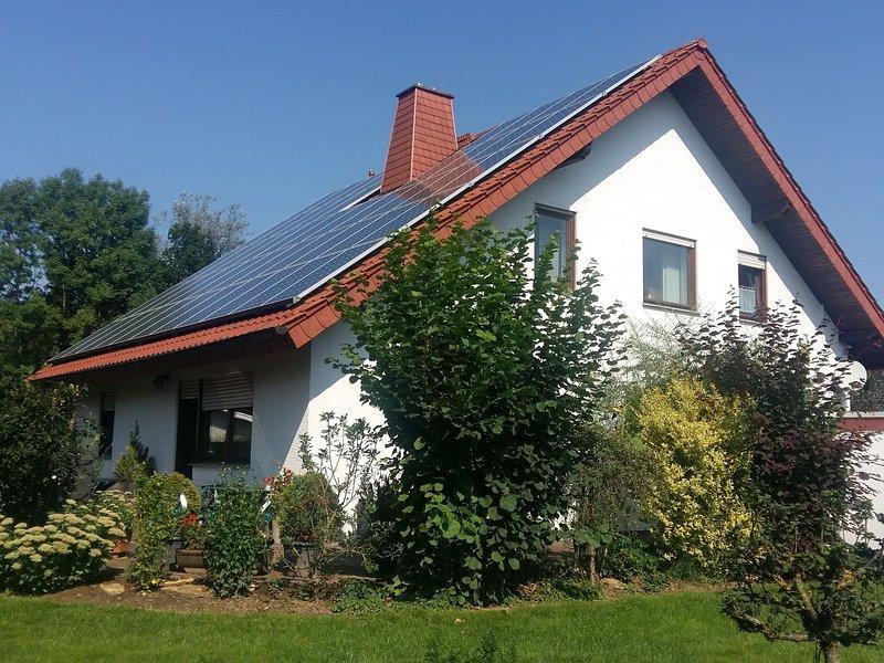 Cozy Apartment in Merlsheim with Garden, holiday rental in Bad Lippspringe
