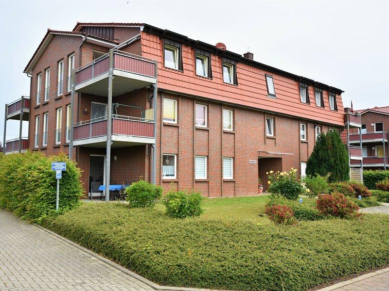 Cozy Apartment in Ostseebad Boltenhagen with parking, alquiler de vacaciones en Boltenhagen