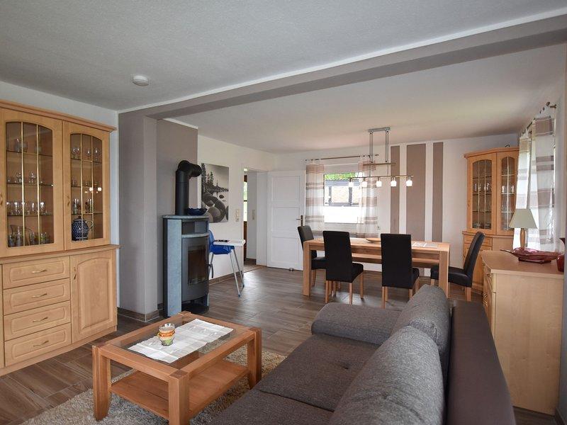 Peaceful Apartment in Blowatz with Terrace, vacation rental in Blowatz