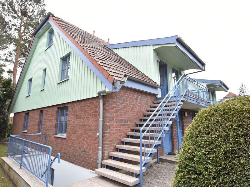 Stylish Apartment in Ostseebad Boltenhagen with Balcony, alquiler de vacaciones en Boltenhagen