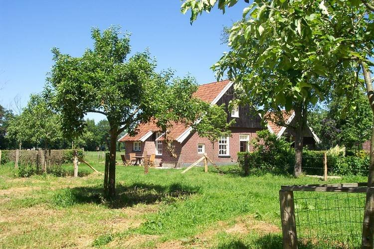 House in former 'bakspieker' in rural location near Enschede, holiday rental in Haaksbergen