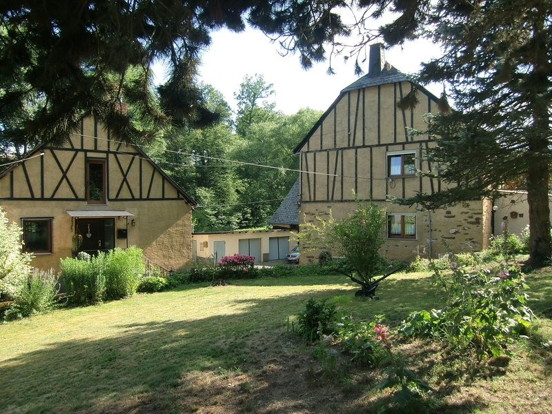Cozy Apartment in Kaifenheim with Private Terrace, location de vacances à Kottenheim