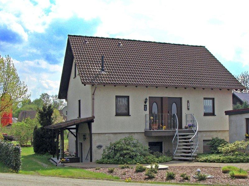Modern apartment in an idyllic location in the Spreewald, holiday rental in Schmogrow Fehrow