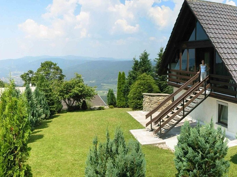 Warm Holiday home in Langfurth near Arber Ski Area, holiday rental in Spiegelau