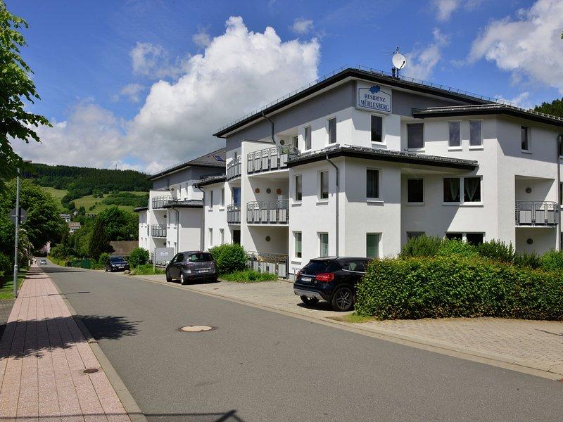 Large Apartment  in Willingen with Balcony, location de vacances à Schwalefeld