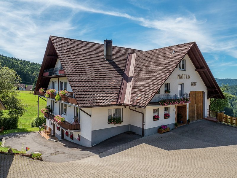 Cozy Farmhouse in Herrischried with Meadows Nearby, vacation rental in Herrischried