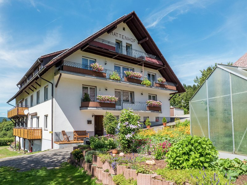 A farmhouse holiday in the Black Forest - attic apartment, vacation rental in Herrischried