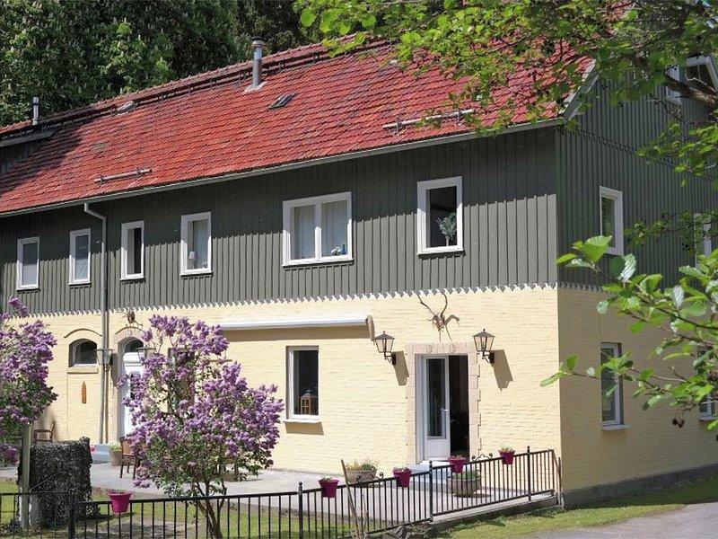 Beautiful apartment in a former coach house in the Harz, aluguéis de temporada em Neuwerk