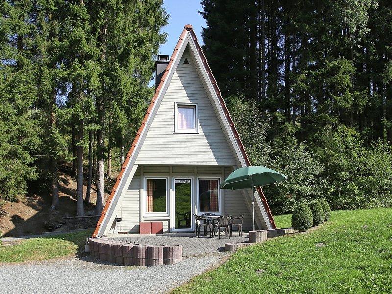 Quaint Holiday Home in Untervalme near Ski Area, aluguéis de temporada em Westernboedefeld