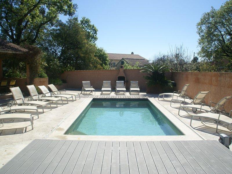 Spacious Villa in Moriani-Plage with Swimming Pool, alquiler de vacaciones en Santa Lucia di Moriani