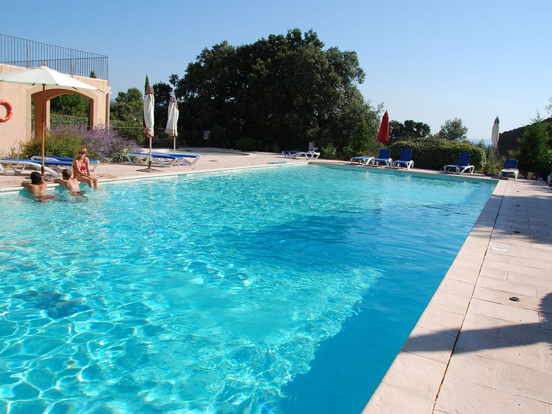 Modern Villa in Saumane-de-Vaucluse with Swimming Pool, holiday rental in Fontaine de Vaucluse