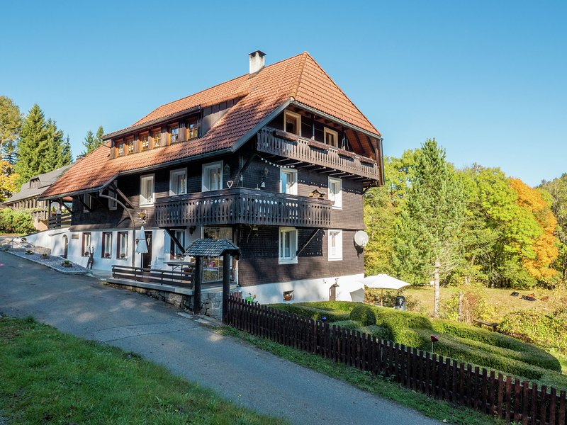 Apartment with covered balcony in the Black Forest near the Feldberg, aluguéis de temporada em Dachsberg