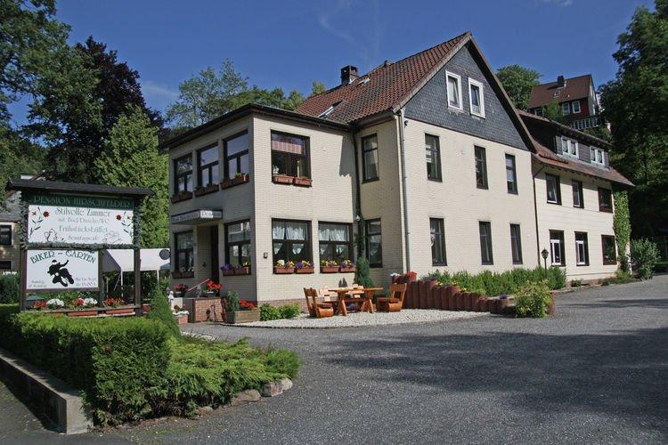 Cozy Apartment near Ski Area in Wildemann, location de vacances à Bad Grund