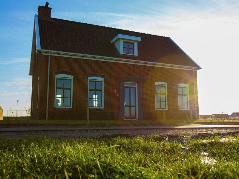 Spacious Villa near Sea in Colijnsplaat, location de vacances à Colijnsplaat