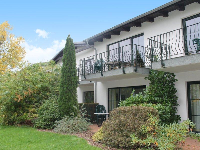 Spacious Mansion in Kagsdorf Germany with Terrace, location de vacances à Kagsdorf
