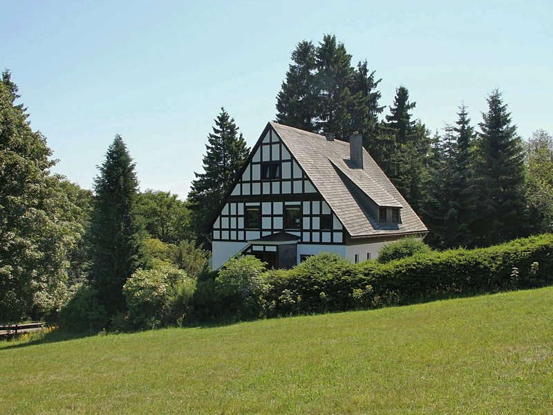 Quaint Holiday Home near Skiing Area in Neuastenberg, holiday rental in Langewiese