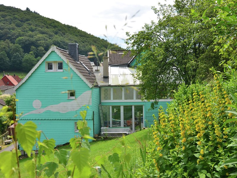 Vintage Holiday Home in Lonau with Pool, location de vacances à Herzberg am Harz