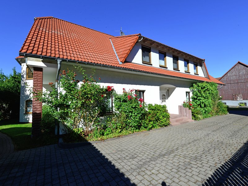 Holidays in the Sauerland region - Apartment in a unique location with use of th, holiday rental in Helminghausen