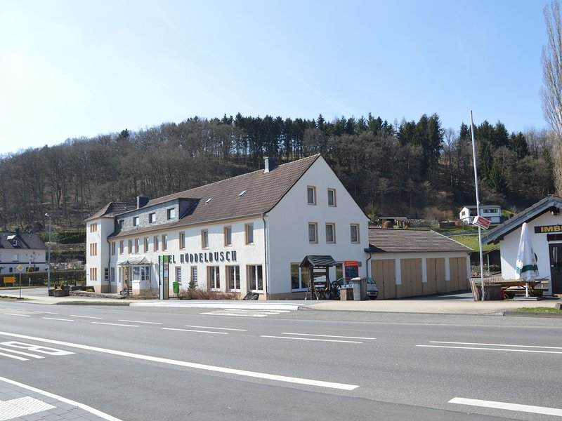 Large group accommodation with lots of facilities nearby the magnificent Eifel N, alquiler de vacaciones en Heimbach