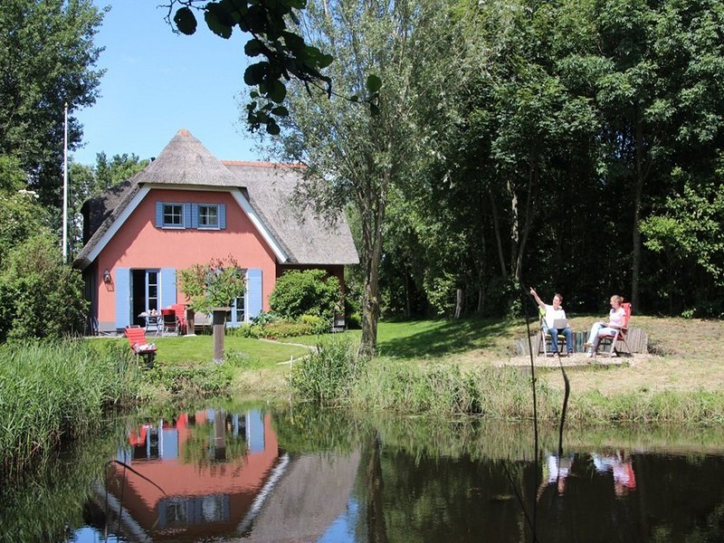 Cozy Mansion in Stavoren near the Lake, holiday rental in Warns