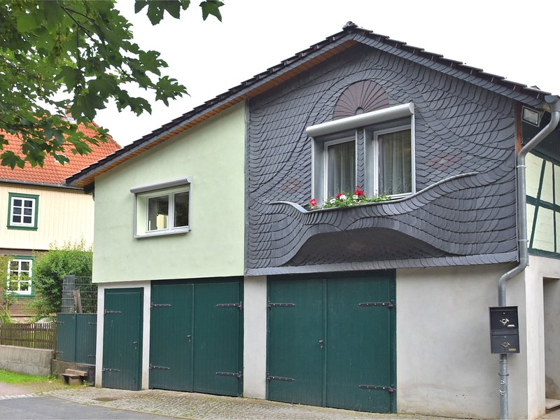 Cosy apartment in Rübeland in the Upper Harz with private entrance, vacation rental in Rubeland