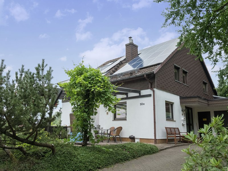 Bright Apartment in Bad Grund near the Forest, location de vacances à Bad Grund