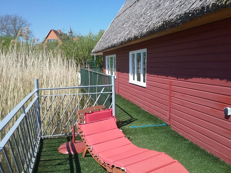Cozy Holiday Home in Sternberg Germany with Private Jetty, casa vacanza a Muhl Rosin