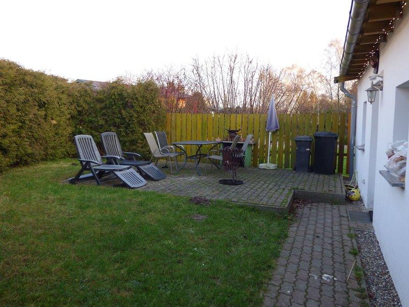 Beautiful Holiday Home in Jürgenshagen with a Trampoline, vacation rental in Klein Labenz