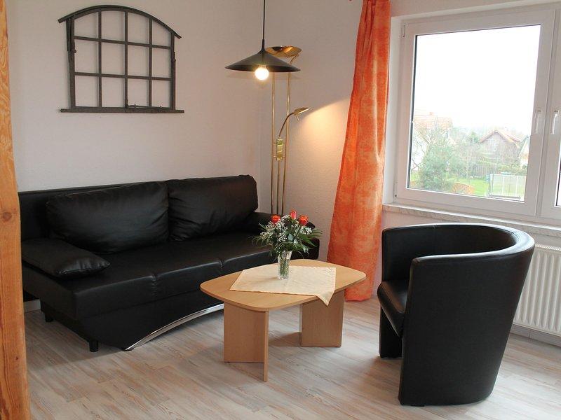Modern Holiday Home with Garden near Sea in Kägsdorf, location de vacances à Kagsdorf